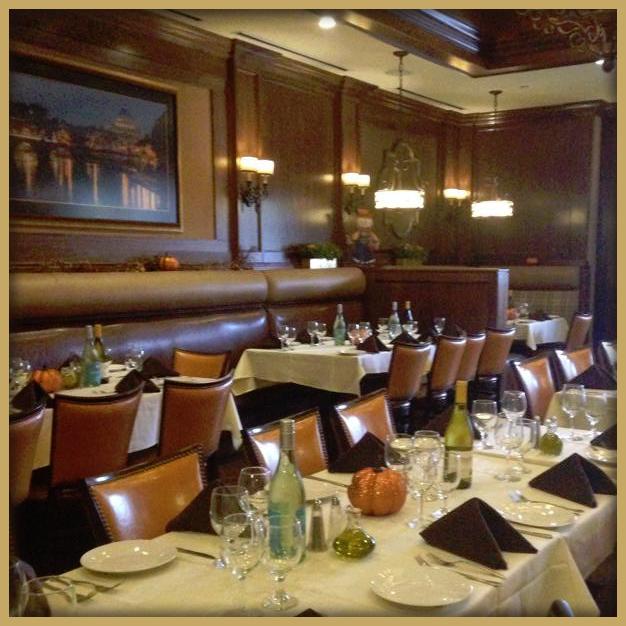 coppola restaurant interior
